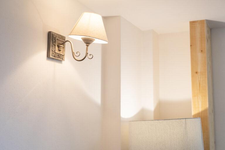 Luce del soggiorno