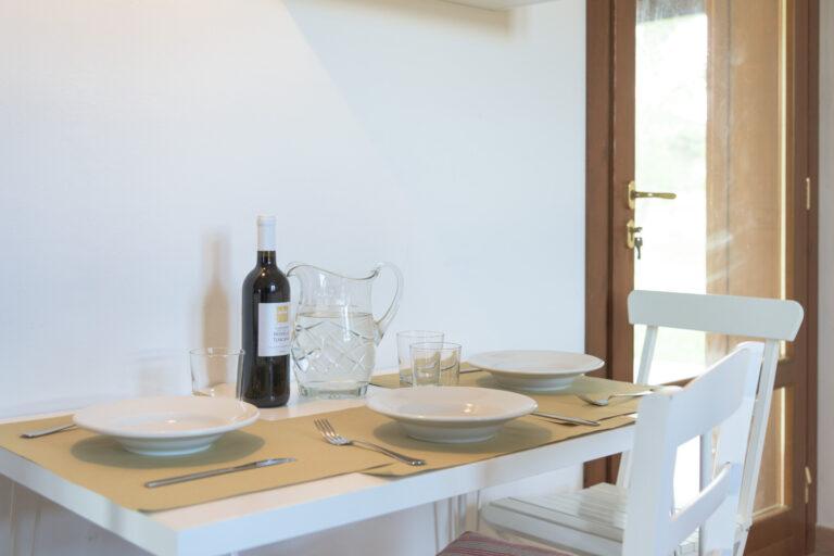 Tavolo della cucina